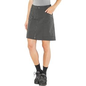 Lundhags Tiven Skirt Damen charcoal